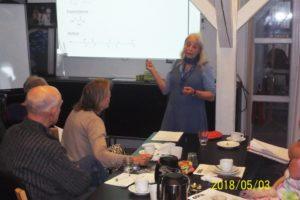 Hanne Koplev - Foredrag om Tungmetalforgiftning